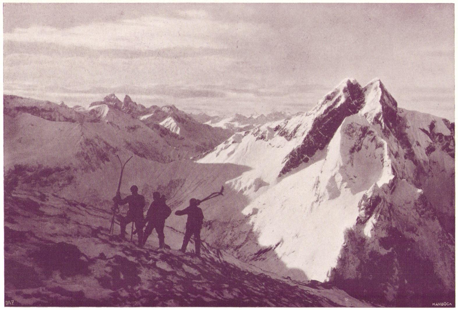 Hoefats im Winter vom Himmeleck um 1900p.jpg